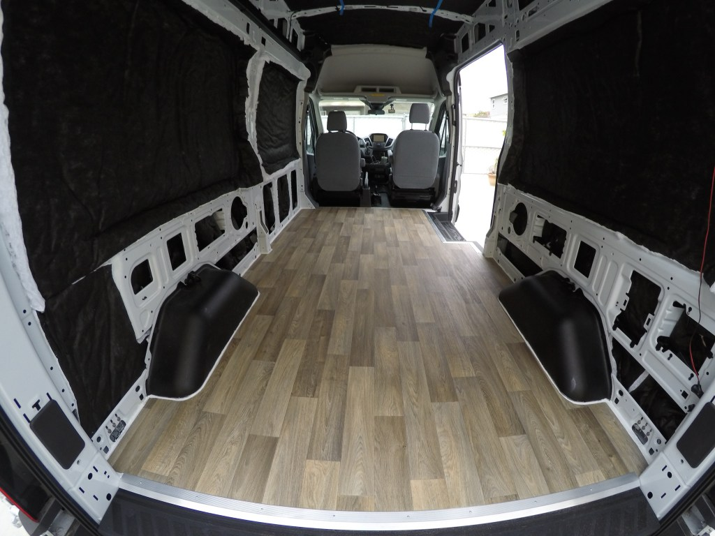 Interior Deck Floor Mat For 148 Quot Cargo Van Ford Transit