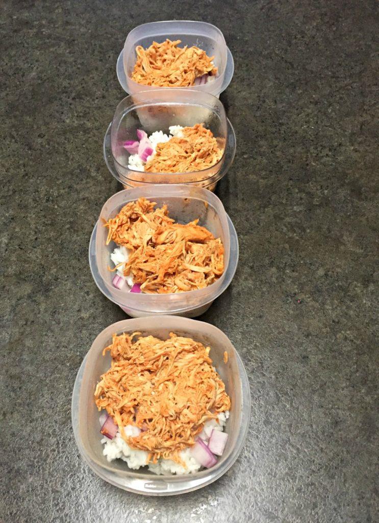 Easy Work Lunches - Authentically Amanda - www.mandamorgan.com