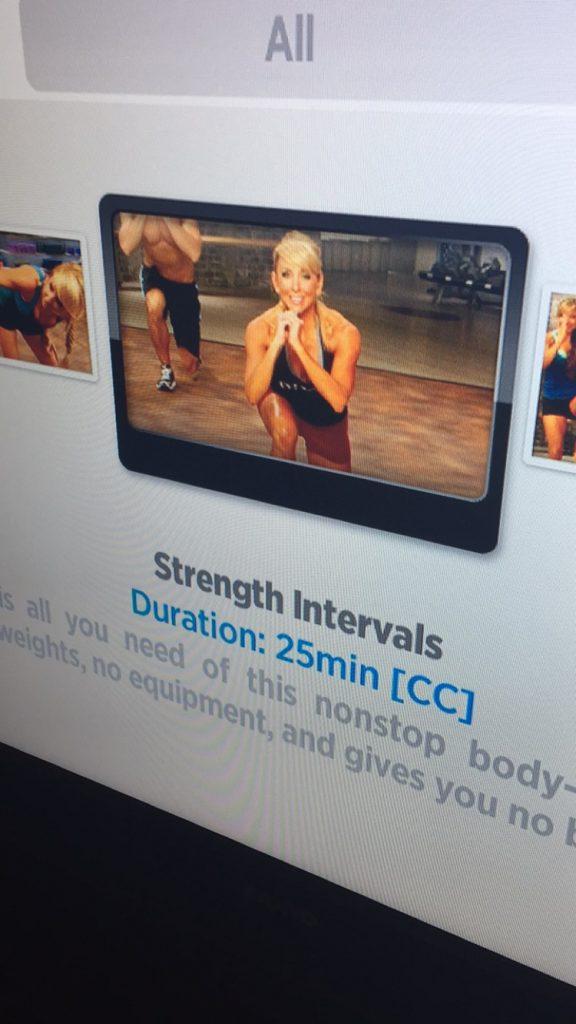 Fitness Journey - Authentically Amanda - www.mandamorgan.com