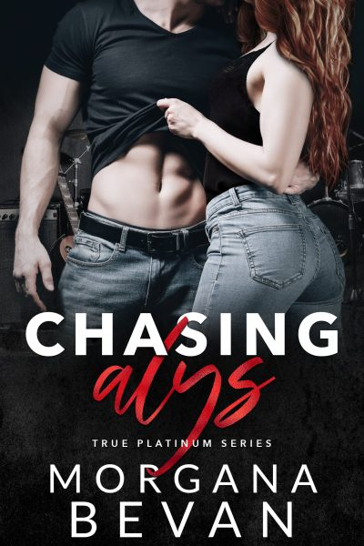 Chasing Alys. Morgana Bevan. Rockstar romance.
