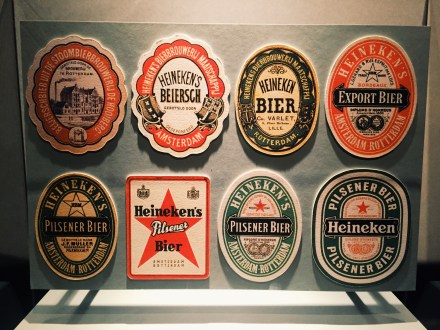 History of the Heineken logo