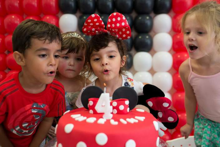 Children's Birthday Party Photography