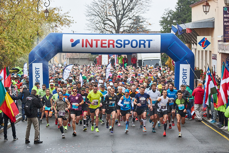 Marathon International du Beaujolais 2018