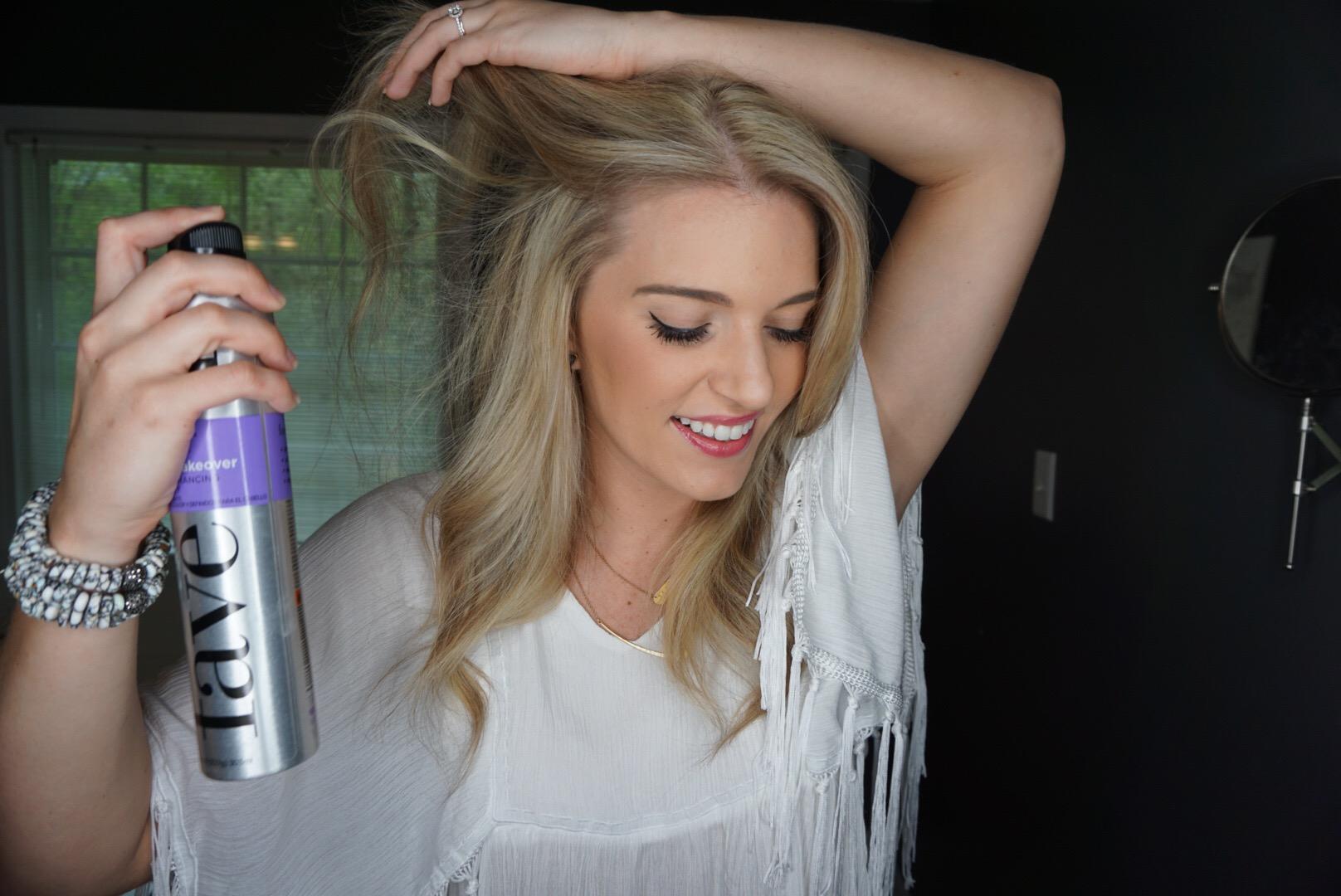 hair care routine folica