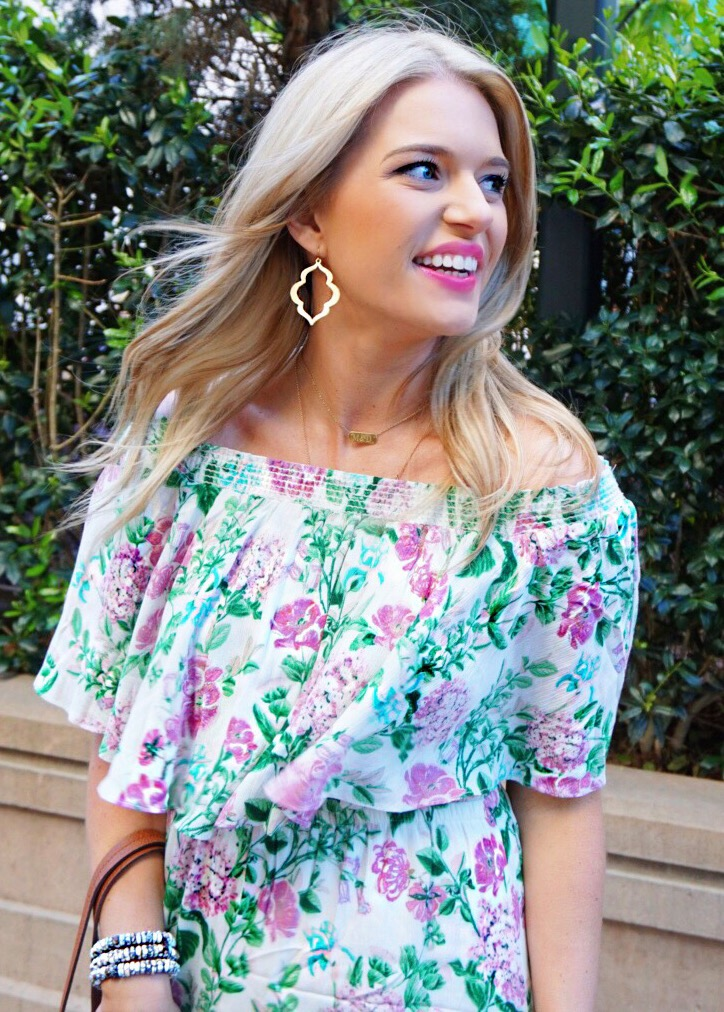 Show Me Your Mumu Casita Poppies & Cream