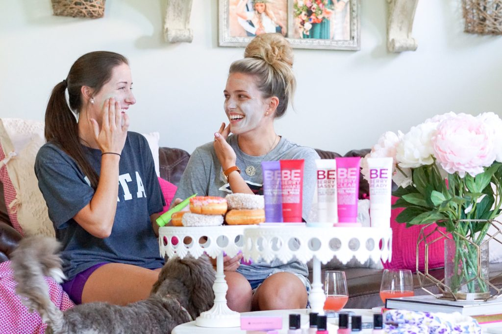 7 Ways to Pamper Yourself + Your Bestie: At Home Spa Day