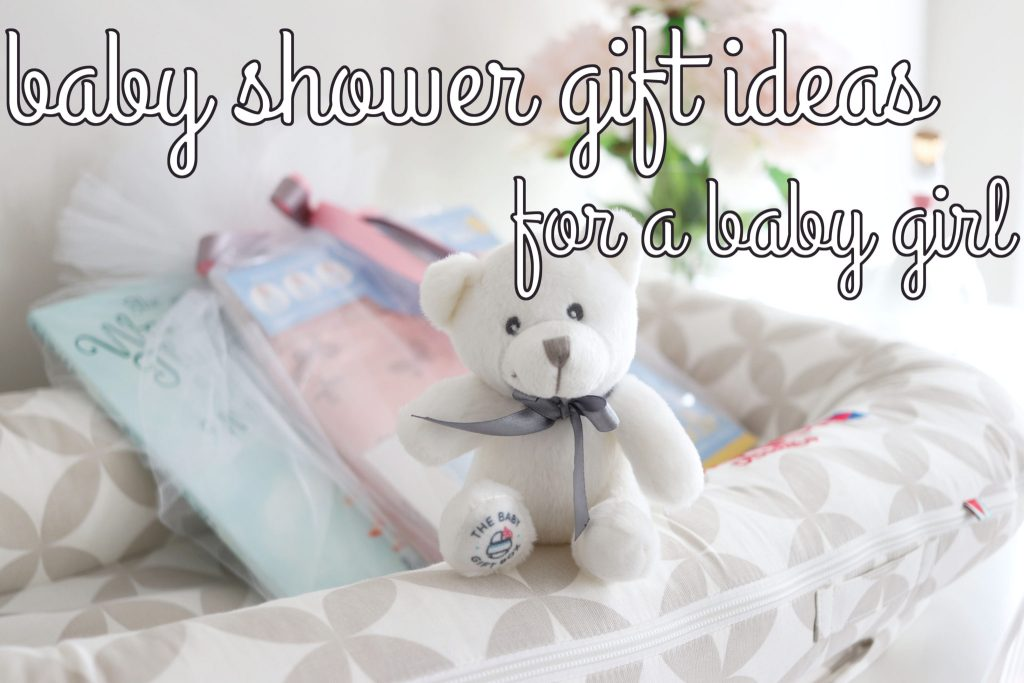 Baby Shower Gift Ideas for a Baby Girl: Video