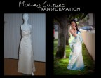 Morgan Culture Gown transformation 4