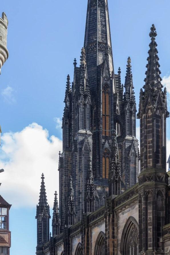 Le clocher de The Hub