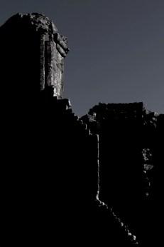Ruines du château de Kildrummy