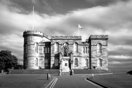 Le château d'Inverness