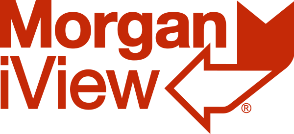 Morgan's iView logo