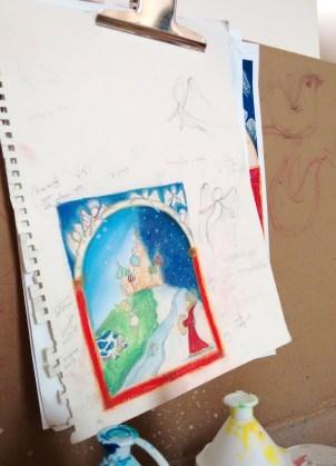 Sketch du tableau...