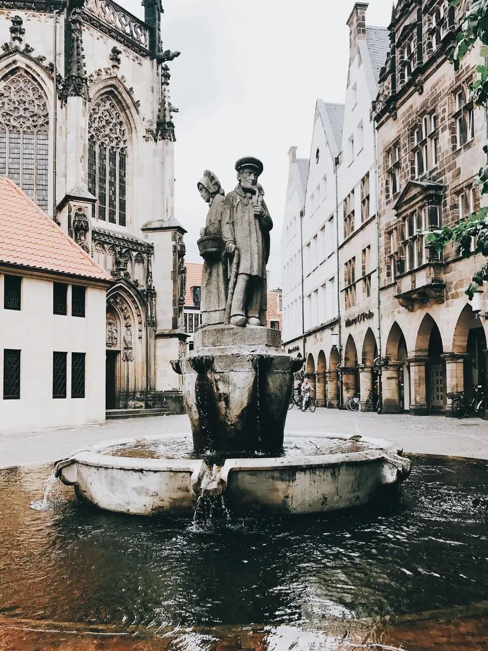 Münster et son Skulptur Projekte 7