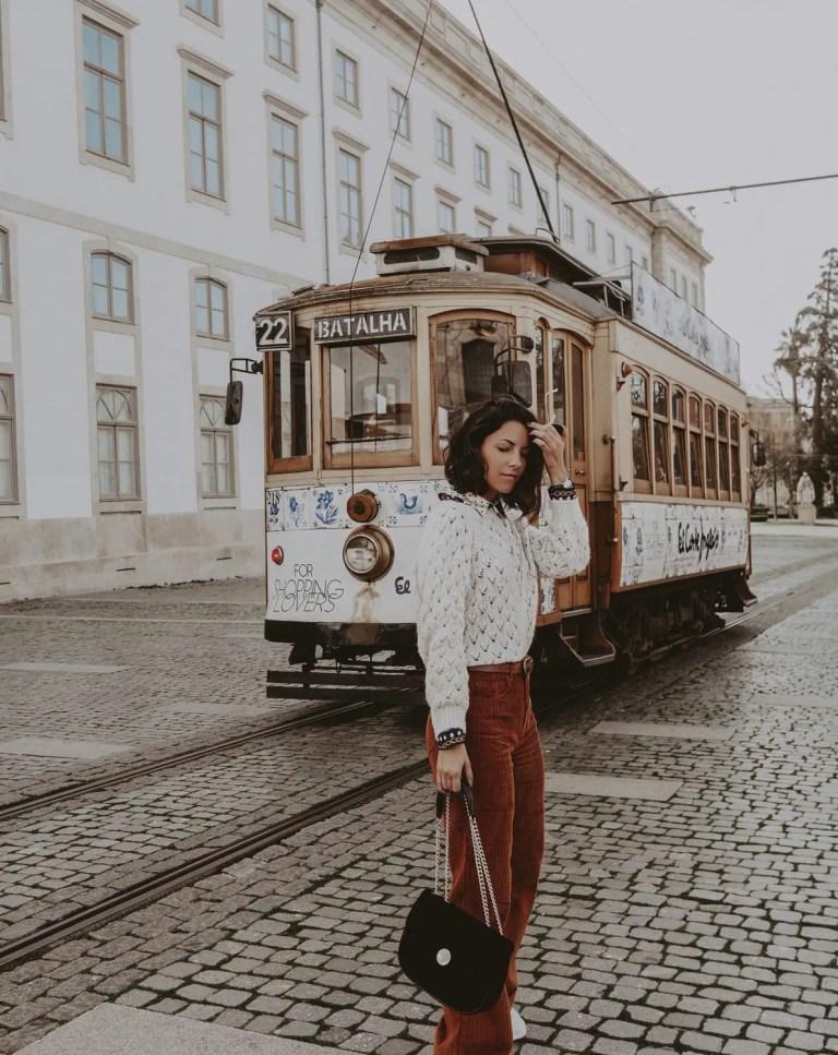 porto tram mode morgane schaller voyage surprise
