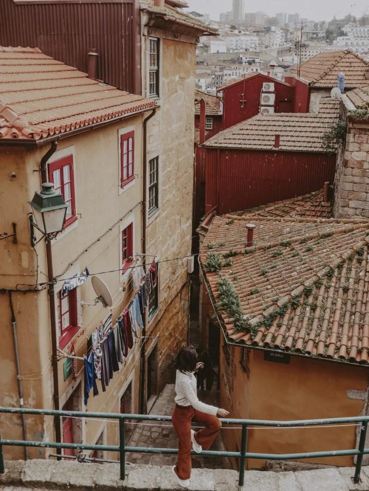porto maisons colorées bon plan séjour ville blog suisse