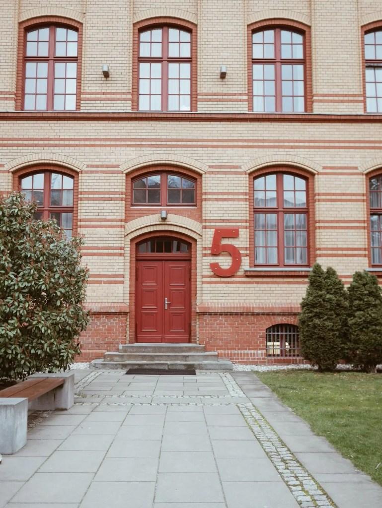 GLS Berlin campus