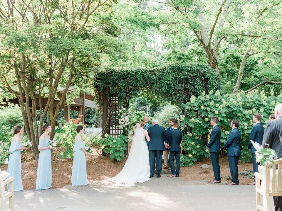 Aldridge Gardens Wedding