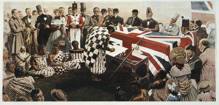 Image result for treaty of waitangi partnership