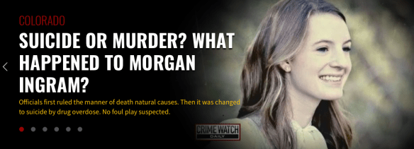 Crime Watch Daily | Morgan's Stalking