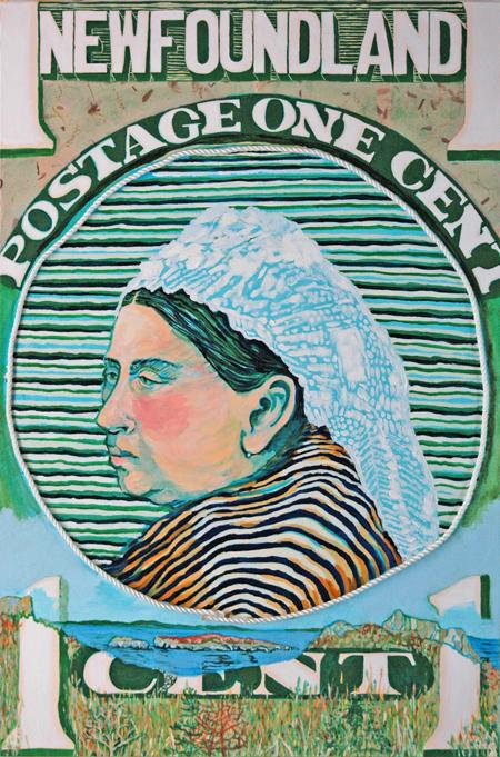 Queen of Newfoundland sm