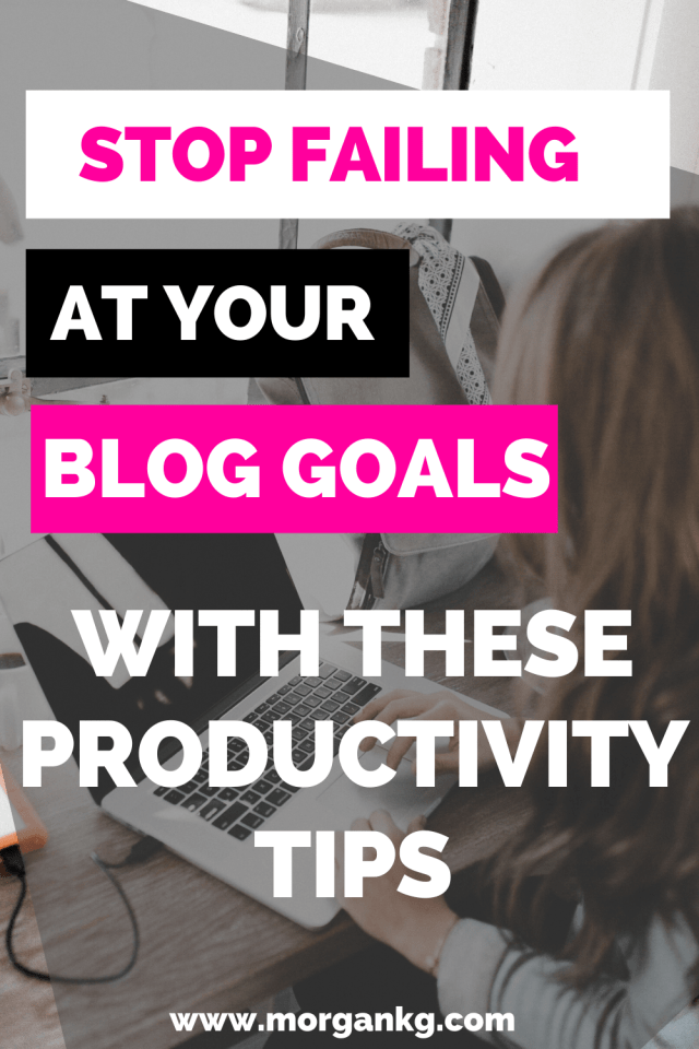 If you are a blogger and are looking for more ways to be productive, look no further! This article will cover productivity tips for bloggers and how to be productive as a blogger, this is for you. If you know how to be a productive blogger and be productive at work, click over!