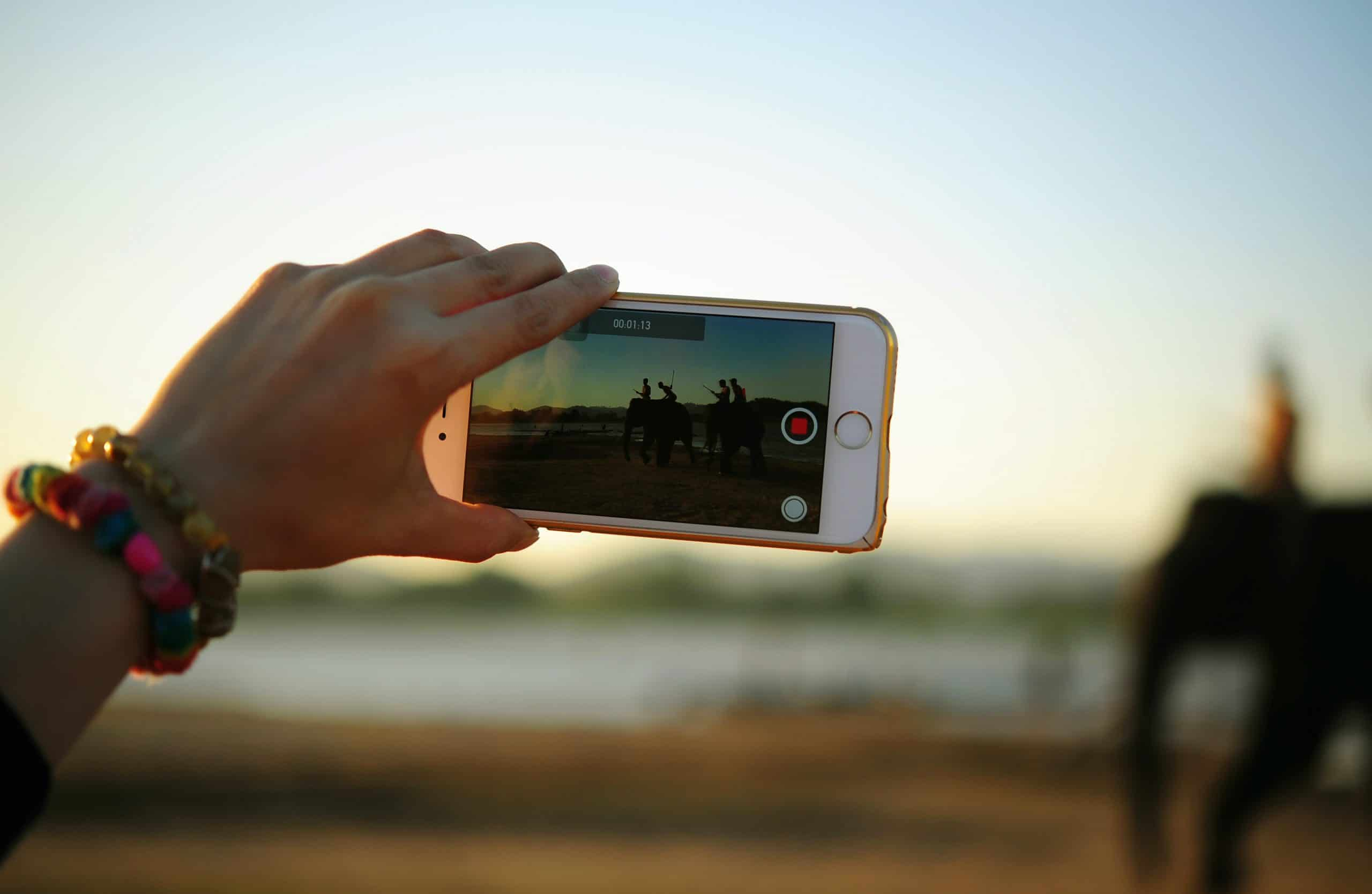 iphone filmmaking equipment