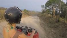 ATV'ing in Montezuma