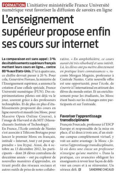 Magazine 01 informatique