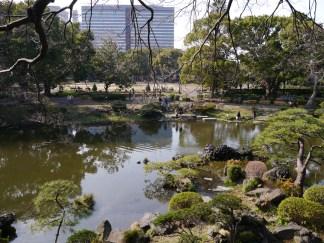 Jour 3, dimanche 17 mars 2013 : Hibiya Park