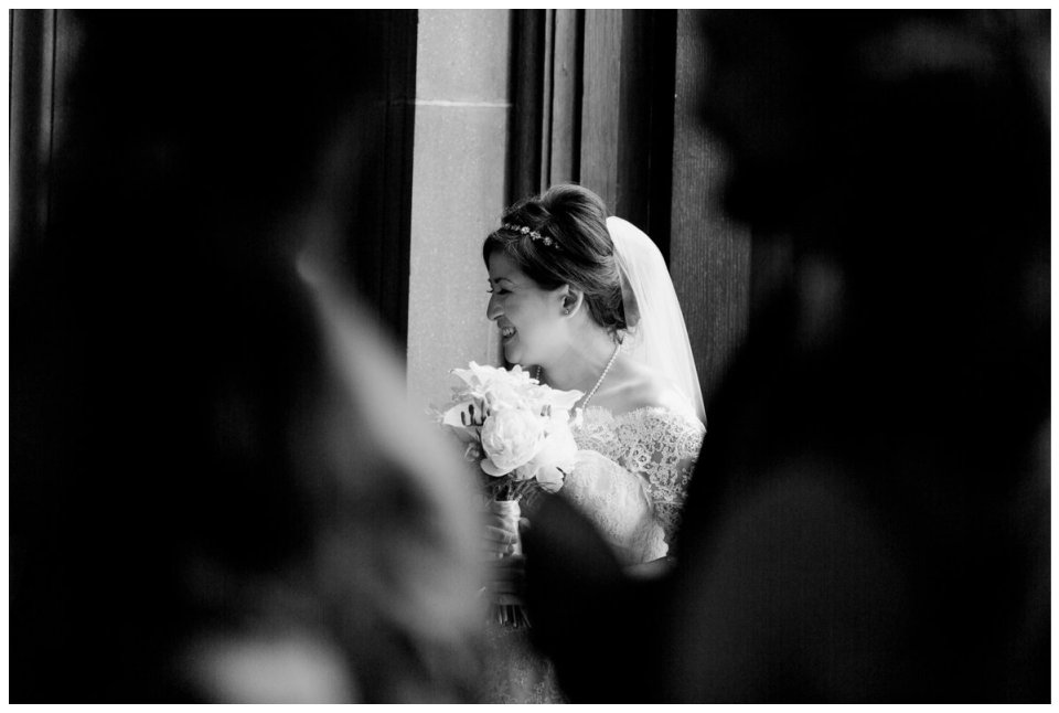 Holy Cross Wedding Worcester MA