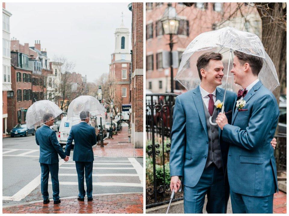 beacon hill wedding portraits Boston