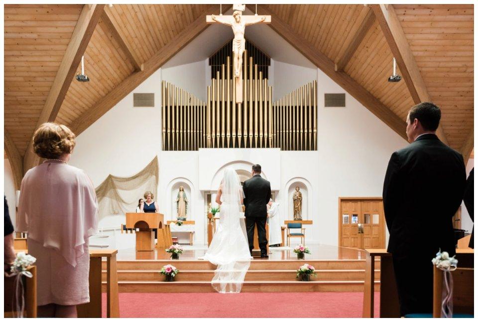 Holy Family Church wedding duxbury MA