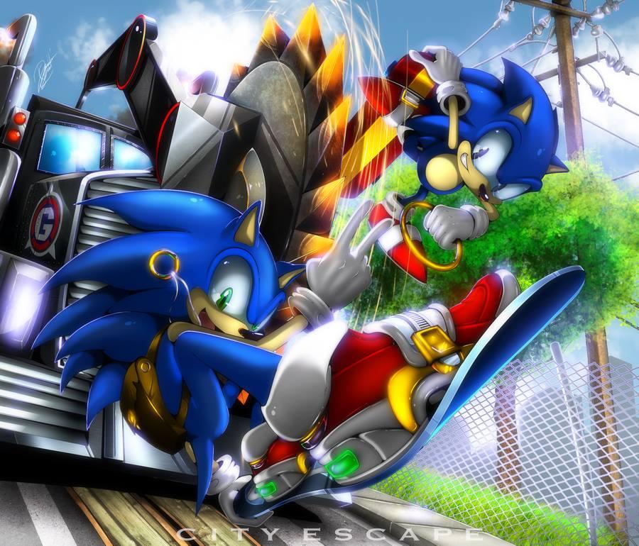 Top Ten Favorite Sonic The Hedgehog Characters Top Ten 46