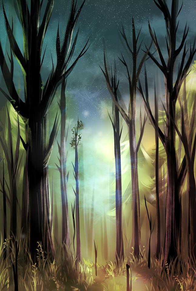 Final Spirit Vision back cover art