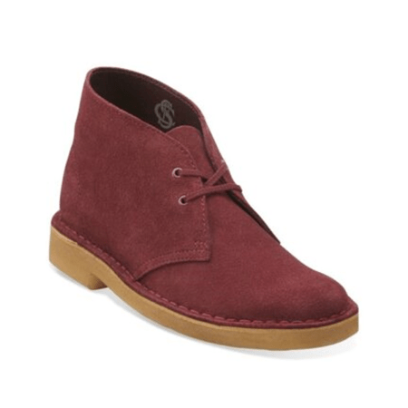 Desert Boot Cherry