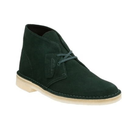 Desert Boot Dark Green