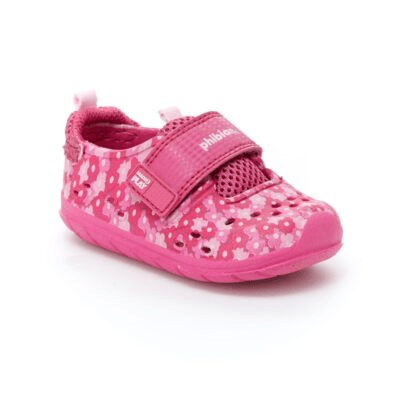 Phibian Baby Pink Floral 1