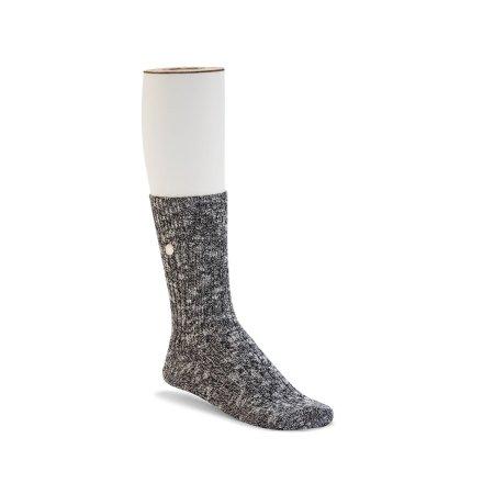 Birkenstock Socks Black Grey