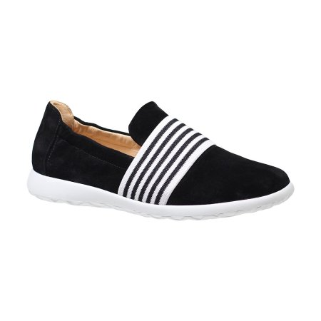 Gabby Black Slip-on