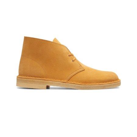 Desert Boot Tumeric