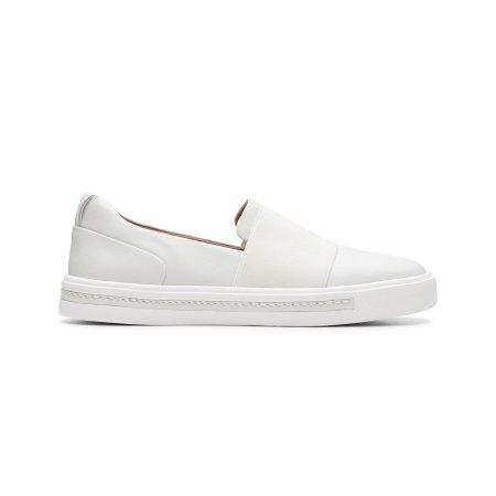 Un Maui Step White Leather