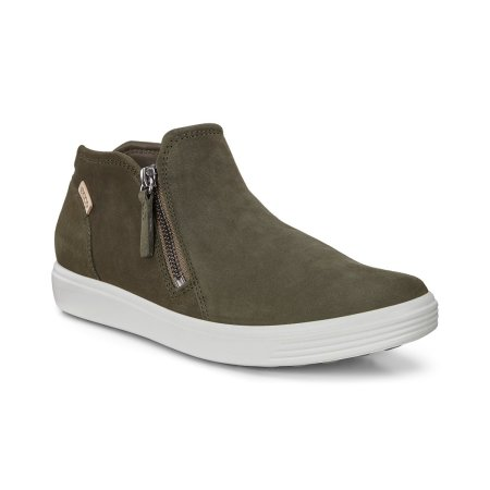 Soft 7 Low Bootie Forest - Women's