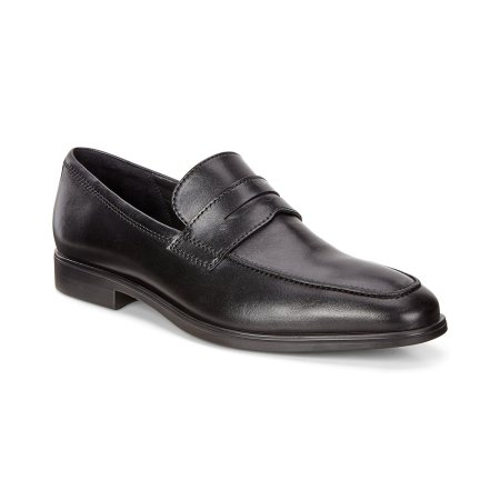 Melbourne Loafer Black
