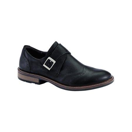 Evidence Soft Black Leather