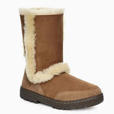 Sundance Short Chestnut by Ugg is at Morgan's Shoes
