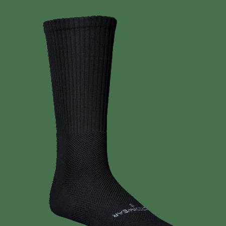 Trek Socks Crew Black