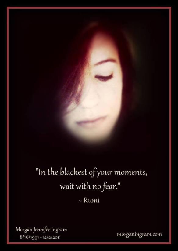 Morgan Rumi no fear