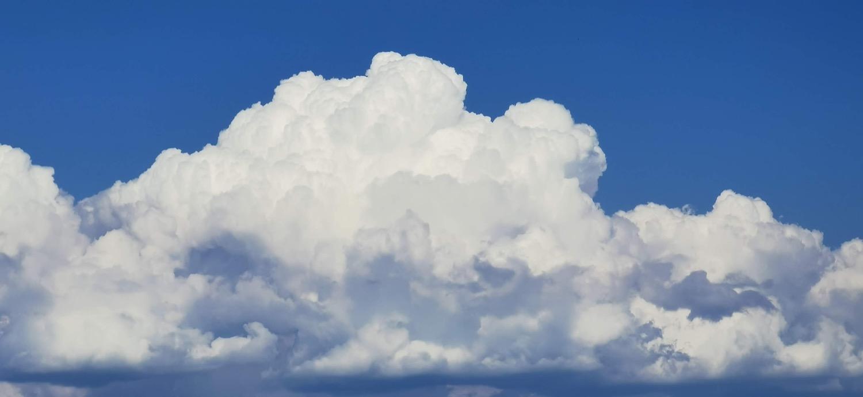 Wolken über Rijeka