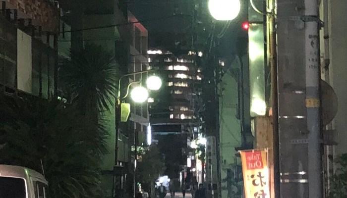 の 街灯 繁栄 SCP